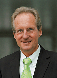 Dr. Wolfgang Schuster, Mayor of Stuttgart